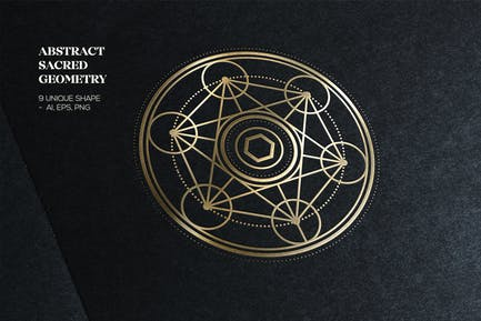 Abstrakte Heilige Geometrie
