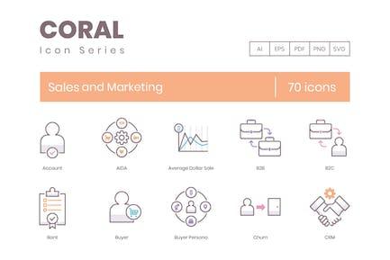 Sales Line Icons