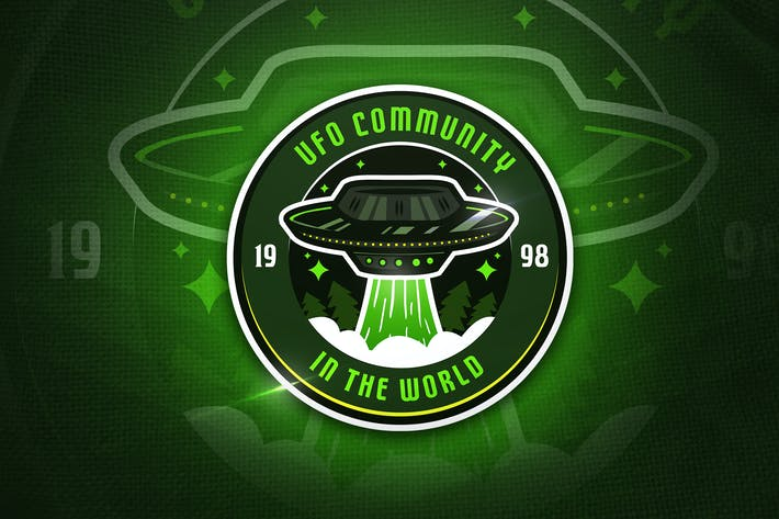 Thumbnail for UFO Community - Mascot & Esport Logo