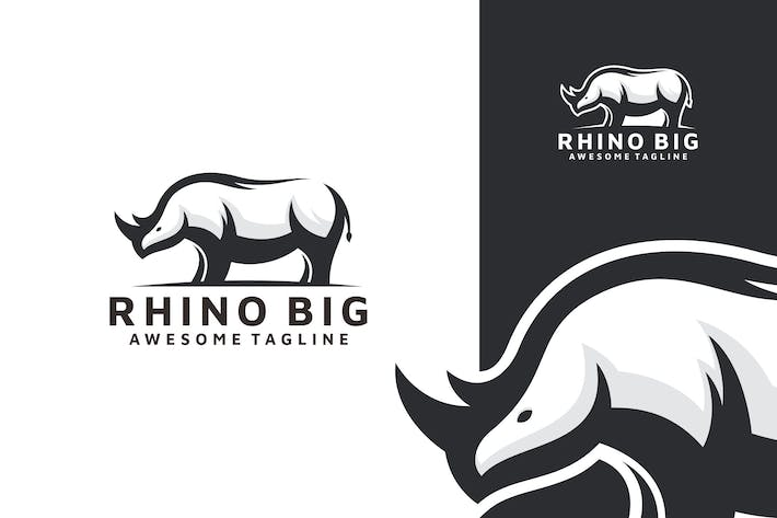 Thumbnail for RHINO BIG LOGO TEMPLATE