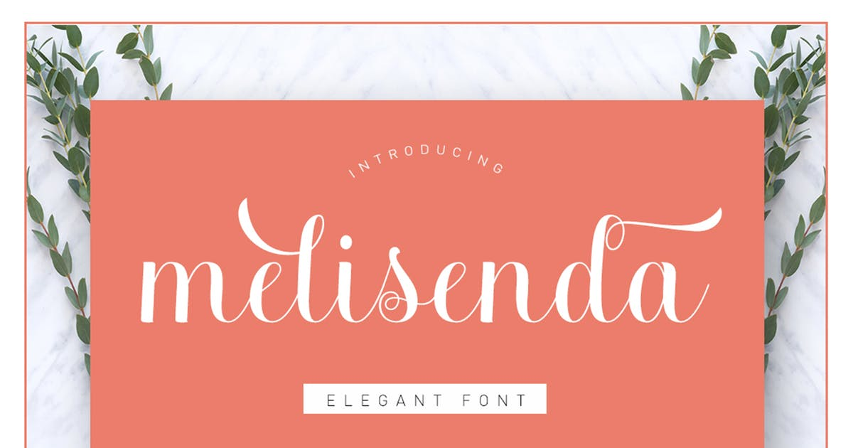 Download Melisenda Script by Areatype