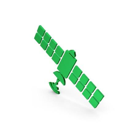 Symbol Satellite Green Metallic