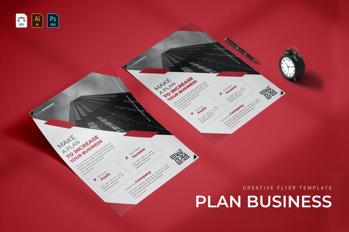 Plan Business | Flyer
