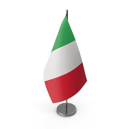 Tischflagge Italien