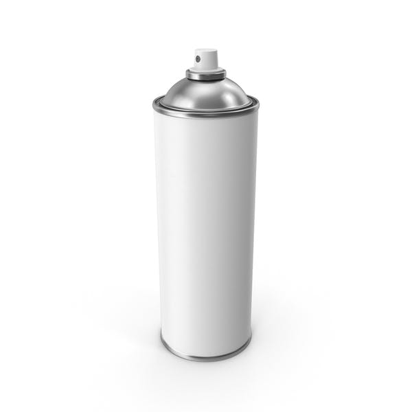 Cover Image for Spray Can No Cap