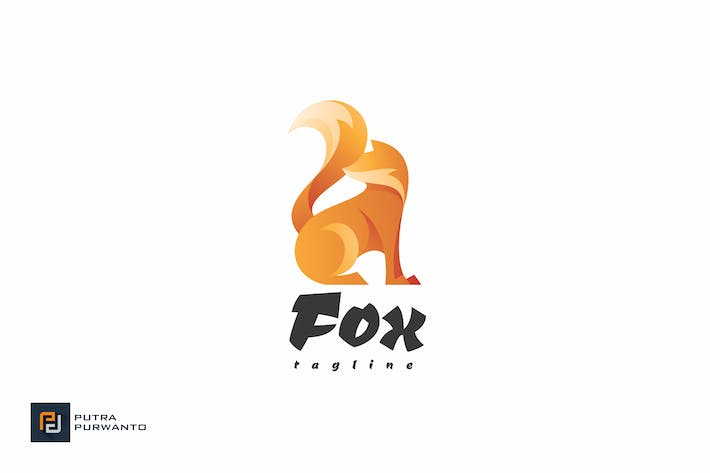 Thumbnail for Fox - Logo Template