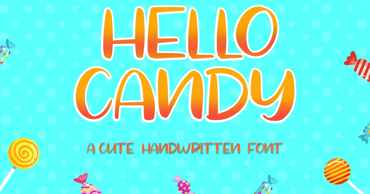 Download Hello Candy by NissaStudio