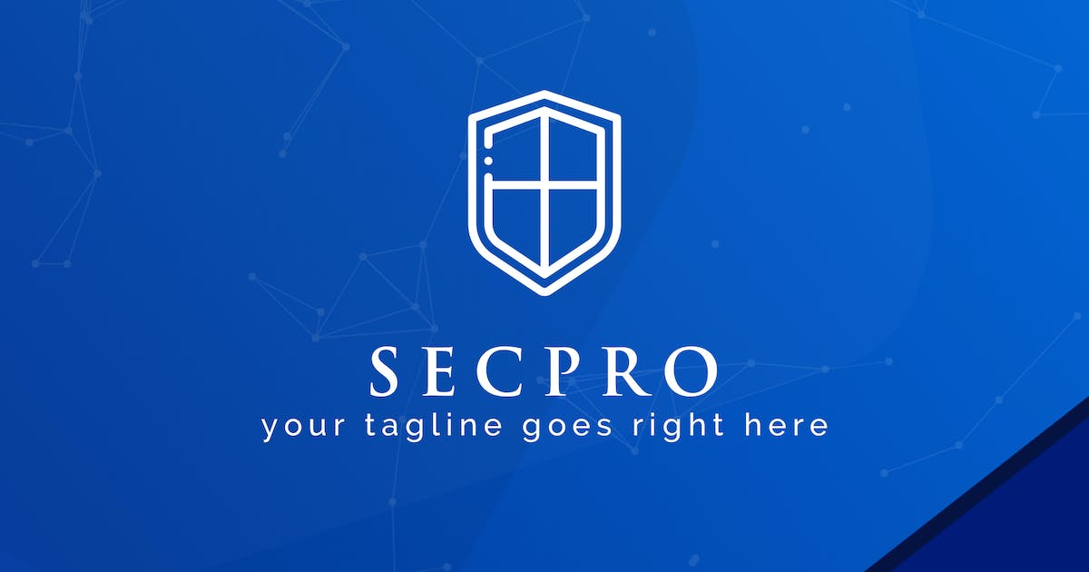 Download Secpro - Security Logo Template by ThemeWisdom