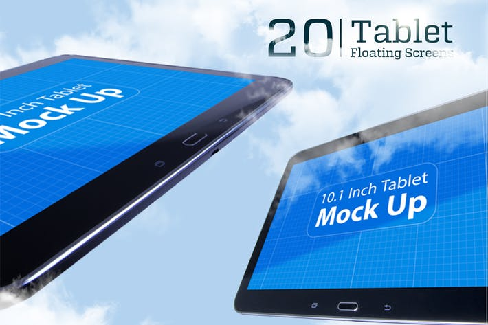 Thumbnail for Tablet Floating Screens