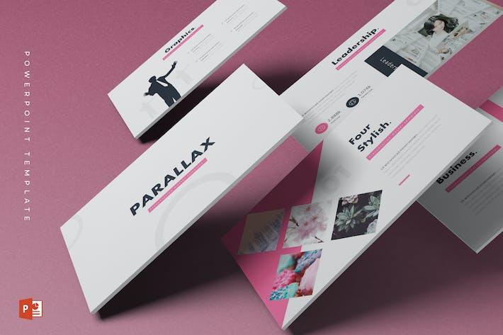 Parallax - Powerpoint Template
