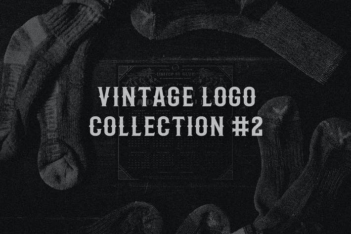 Thumbnail for Vintage Logo Collection #2