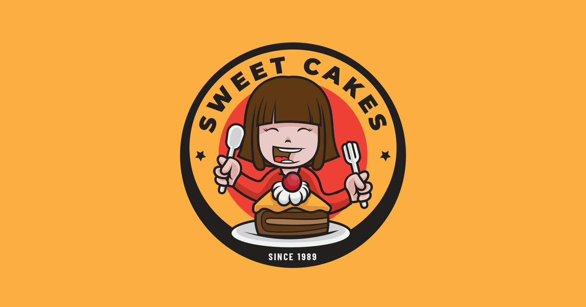 Download Sweet Cakes by surotype