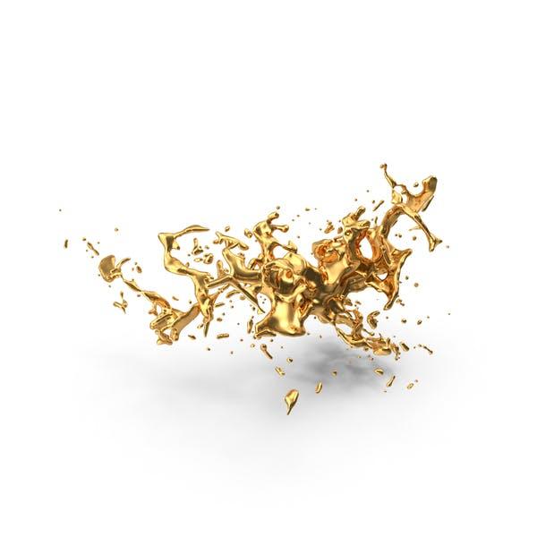 Золотой всплеск