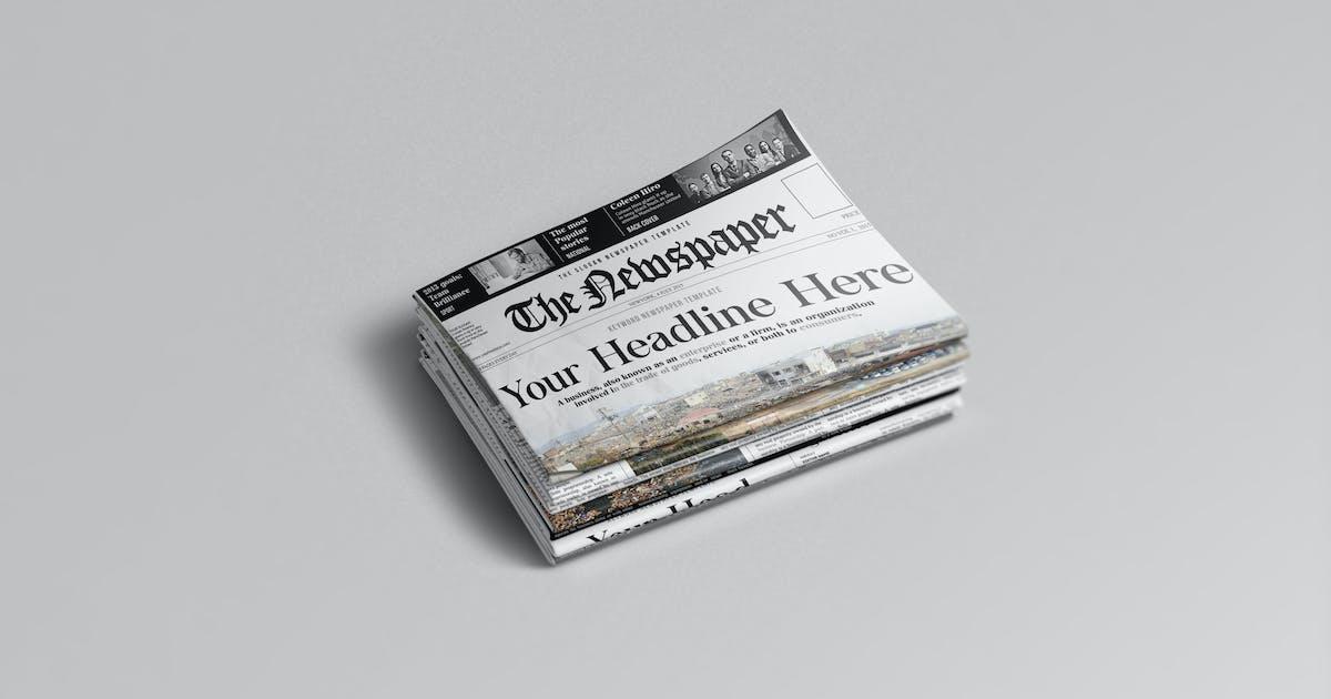 Download Newspaper Mockups 01 by Wutip