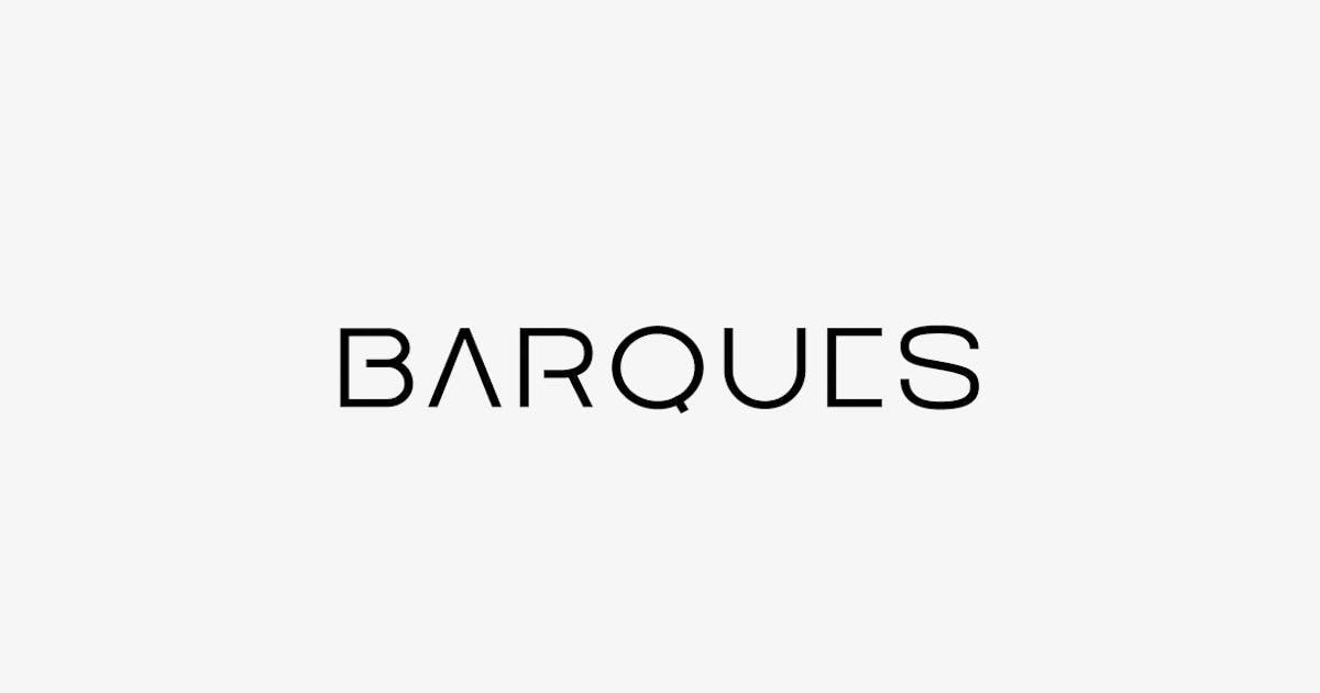 Download BARQUES - Unique Display / Headline / LogoTypeface by designova