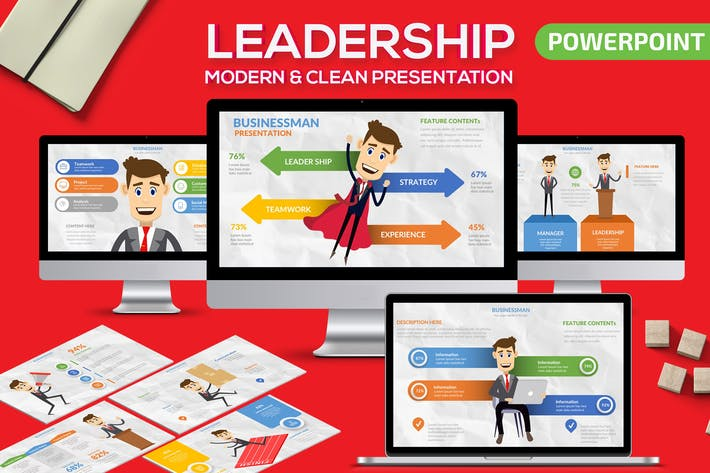 Thumbnail for Leadership Powerpoint Presentation