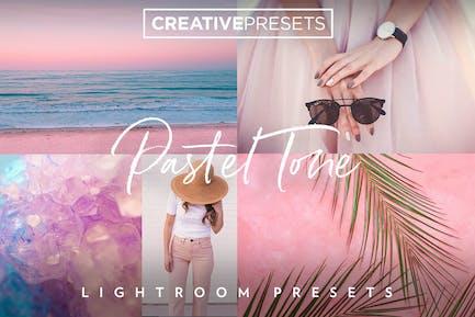 Пресеты Lightroom для пастельных тонов