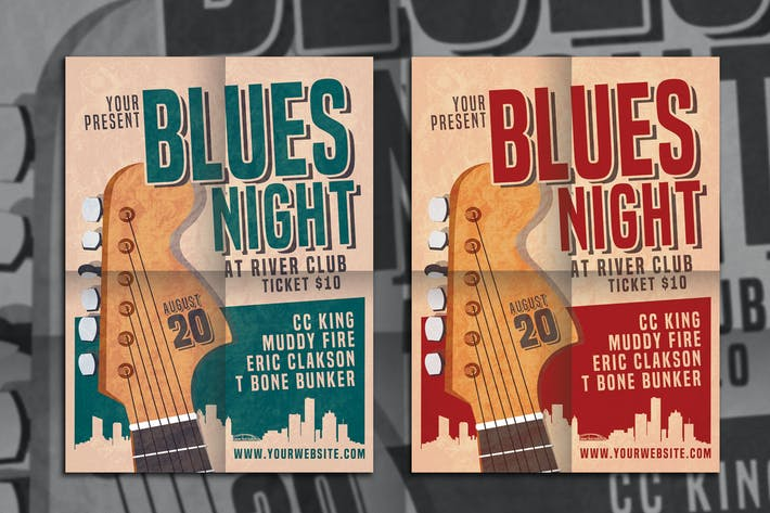 Thumbnail for Blues Night 2