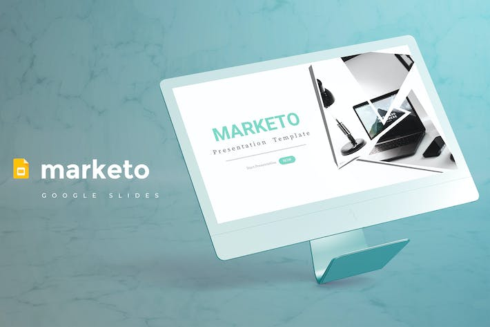 Thumbnail for Marketo - Google Slides Templates