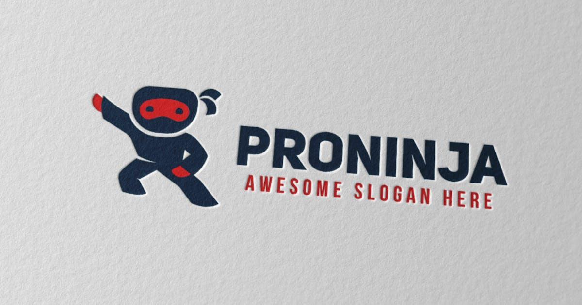 Proninja Logo by Scredeck