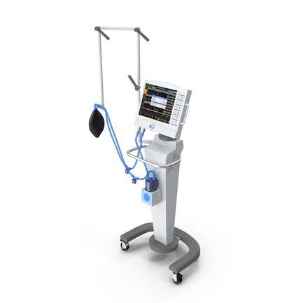 Ventilador hospitalario
