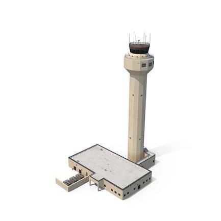 Torre de control de aeropuertos