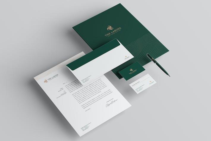 Thumbnail for Markenidentitäts- und Schreibwarenpaket