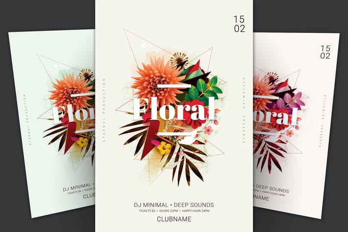 Thumbnail for Floral Flyer