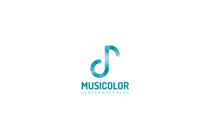 Thumbnail for Blue Music Tone Logo