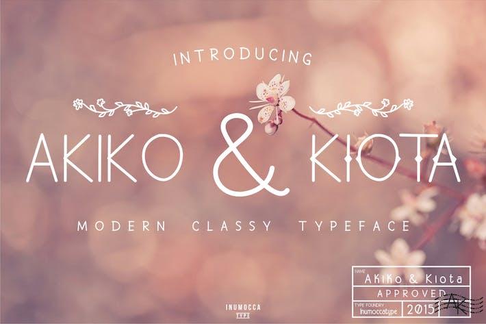Thumbnail for Akiko & Kiota