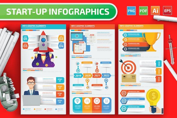 Start-Up Infographics