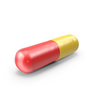 Cápsula de pastillas