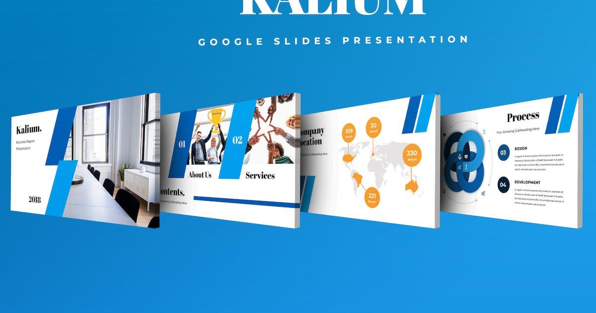 Download Kalium Google Slides Presentation by Unknow