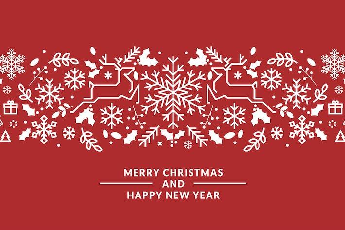 Thumbnail for Frohe Weihnachten und ein gutes neues Jahr 2019