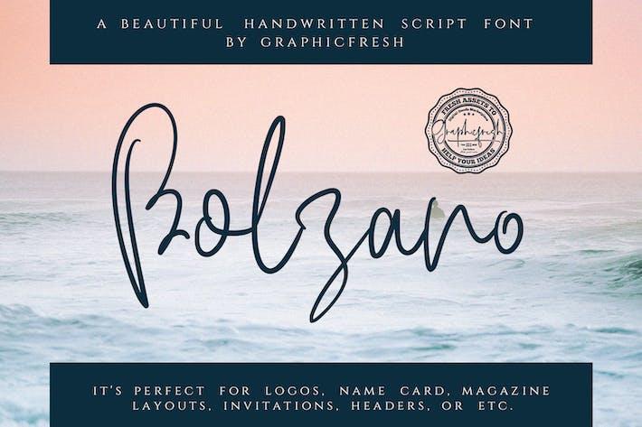 Thumbnail for Bolzano - Una hermosa fuente de escritura
