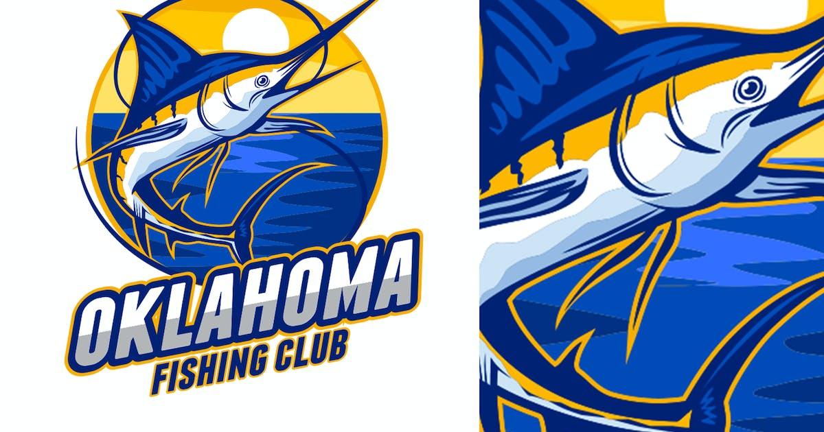 Download Marlin Fishing Logo by Suhandi