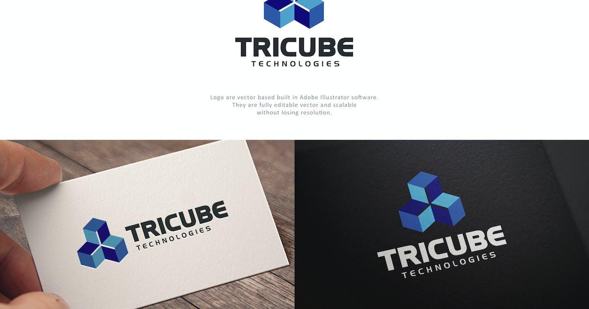 Download Tri Cube by designhatti