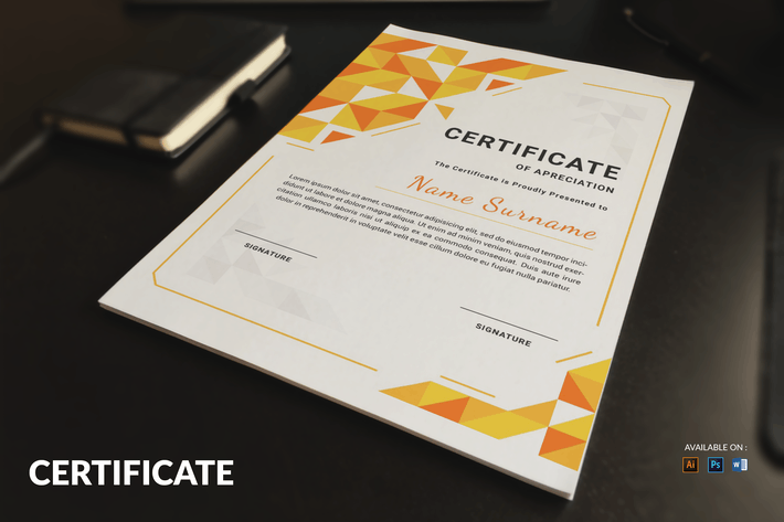 Thumbnail for Prism Multipurpose Certificates