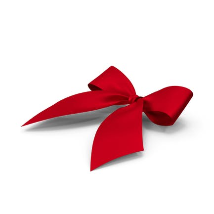 Bow Red Down
