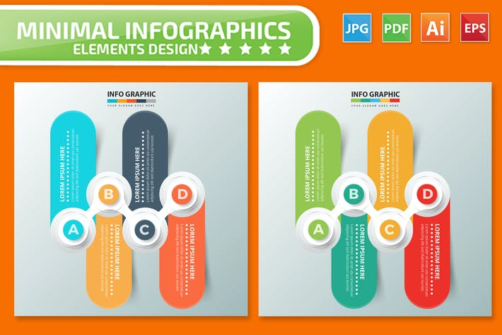 Cover Image For Инфографика дизайн