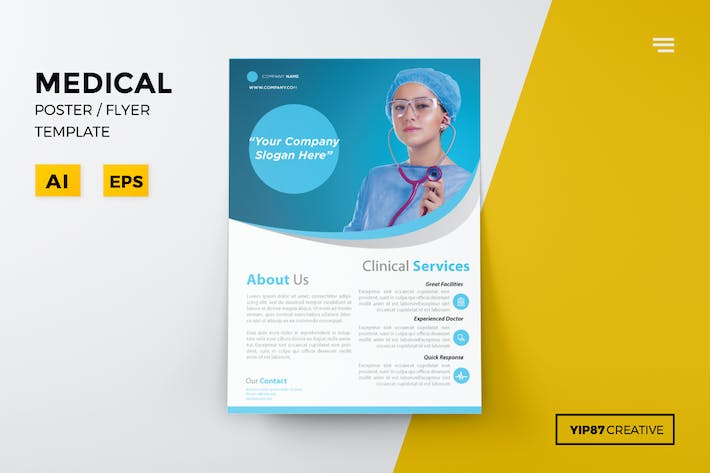 Thumbnail for Clinical Flyer
