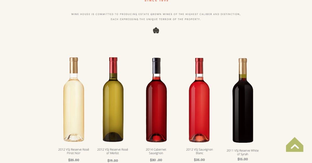 Download Wine House | Vineyard& Restaurant Liquor Store WP by ThemeREX