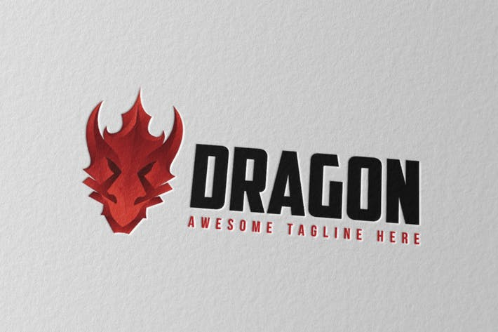 Thumbnail for Dragon Logo 2