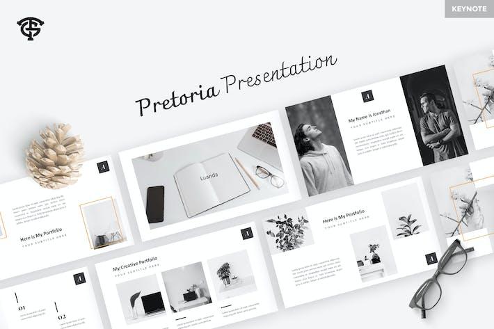Pretoria Creative - Keynote