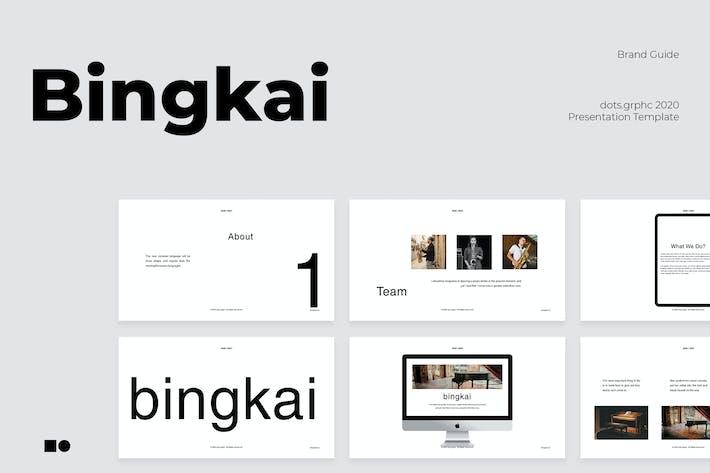 Thumbnail for Бинкай - Пауэрпойнт