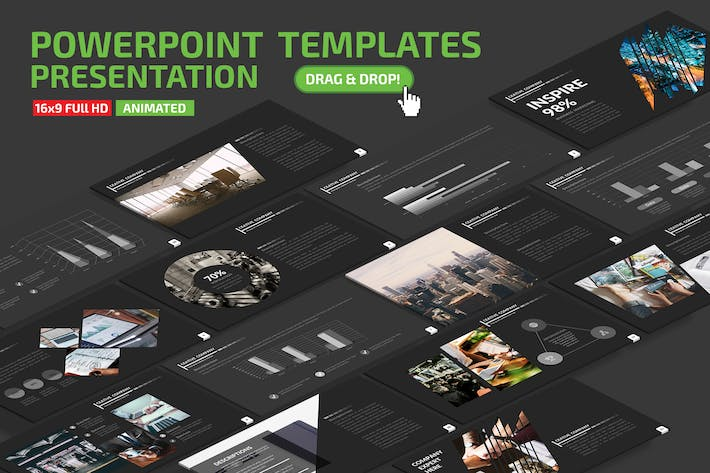 Thumbnail for Powerpoint Templates Presentation