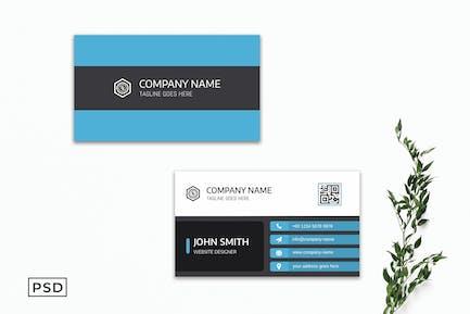 Innovative Business Card Template