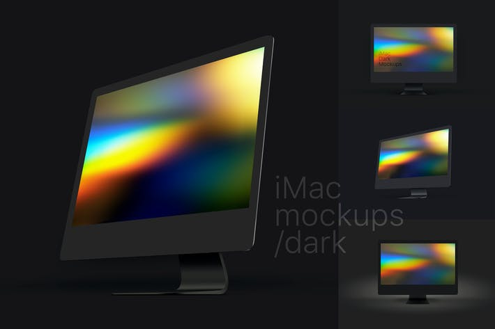 Thumbnail for iMac Mockup