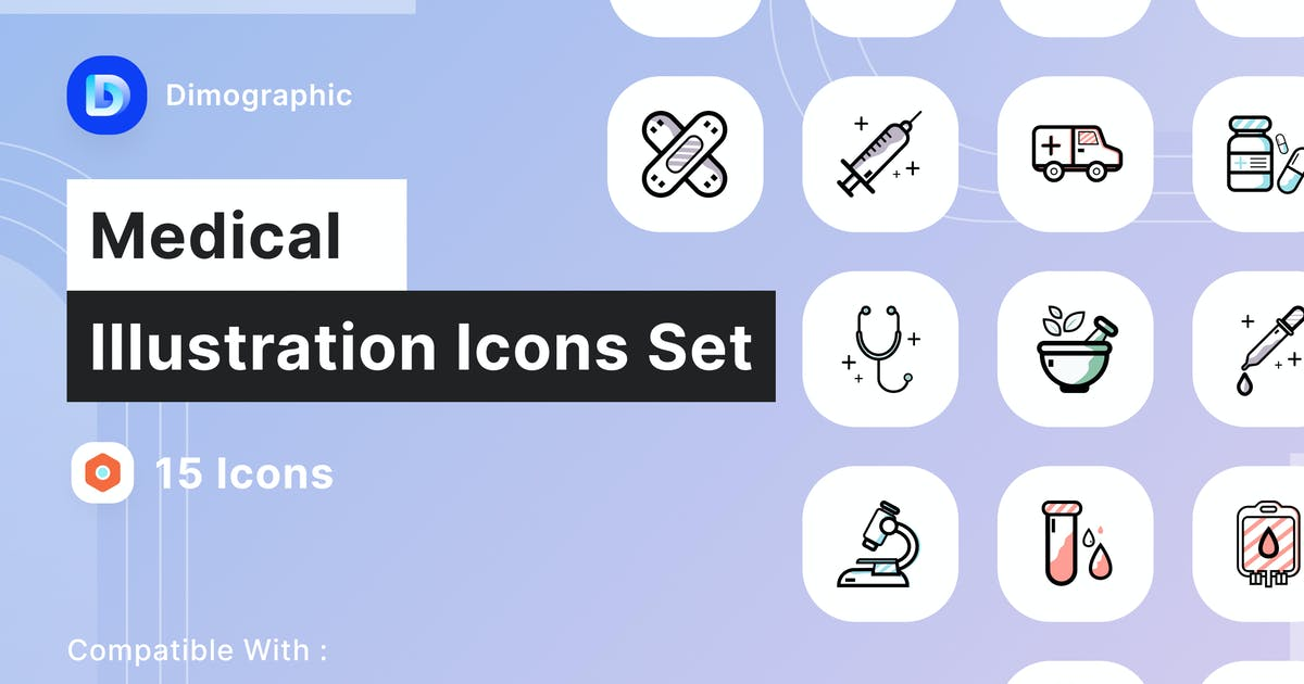 Download Medical Icon Pack by DimoGraphic