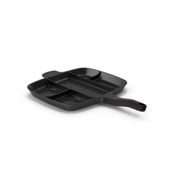 Thumbnail for Divided 5 Section Grill Griddle Skillet Generic